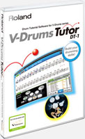 Roland DT-1 Drum Tutor Software image